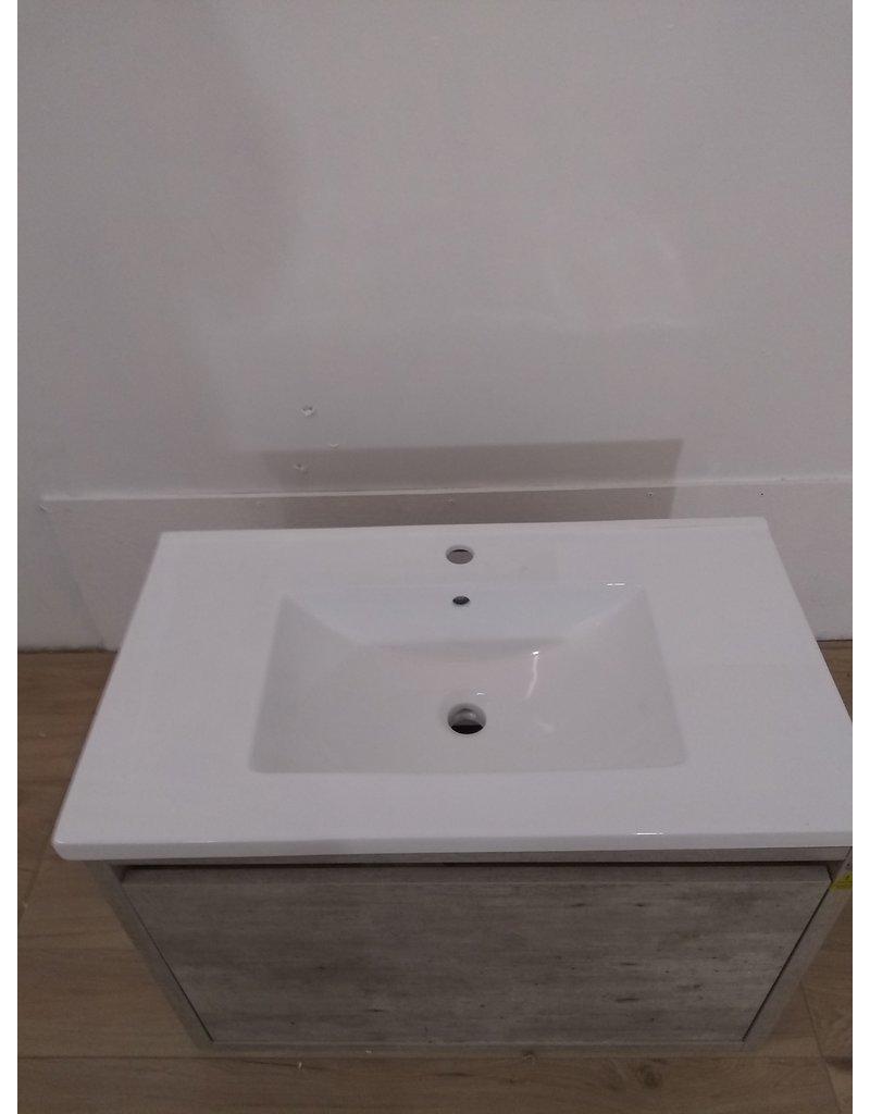Oshawa Bath Vanity With Top LED Light