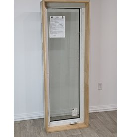 Newmarket Right Hand Crank Vinyl Window 24 x 68