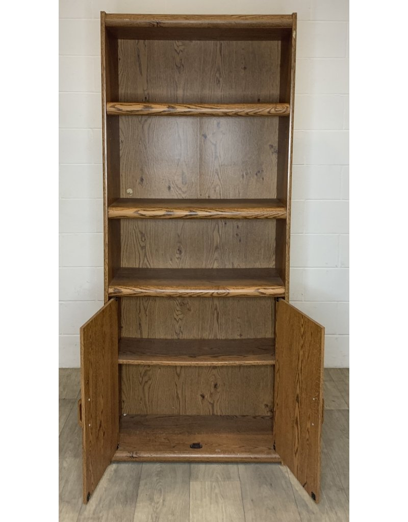 East York Bookshelf with Private Shelving