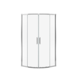 North York MAXX Radia Sliding Shower Door