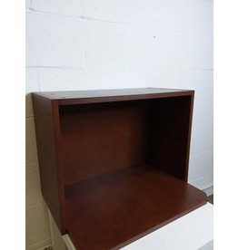 North York Blossom Microwave Cabinet