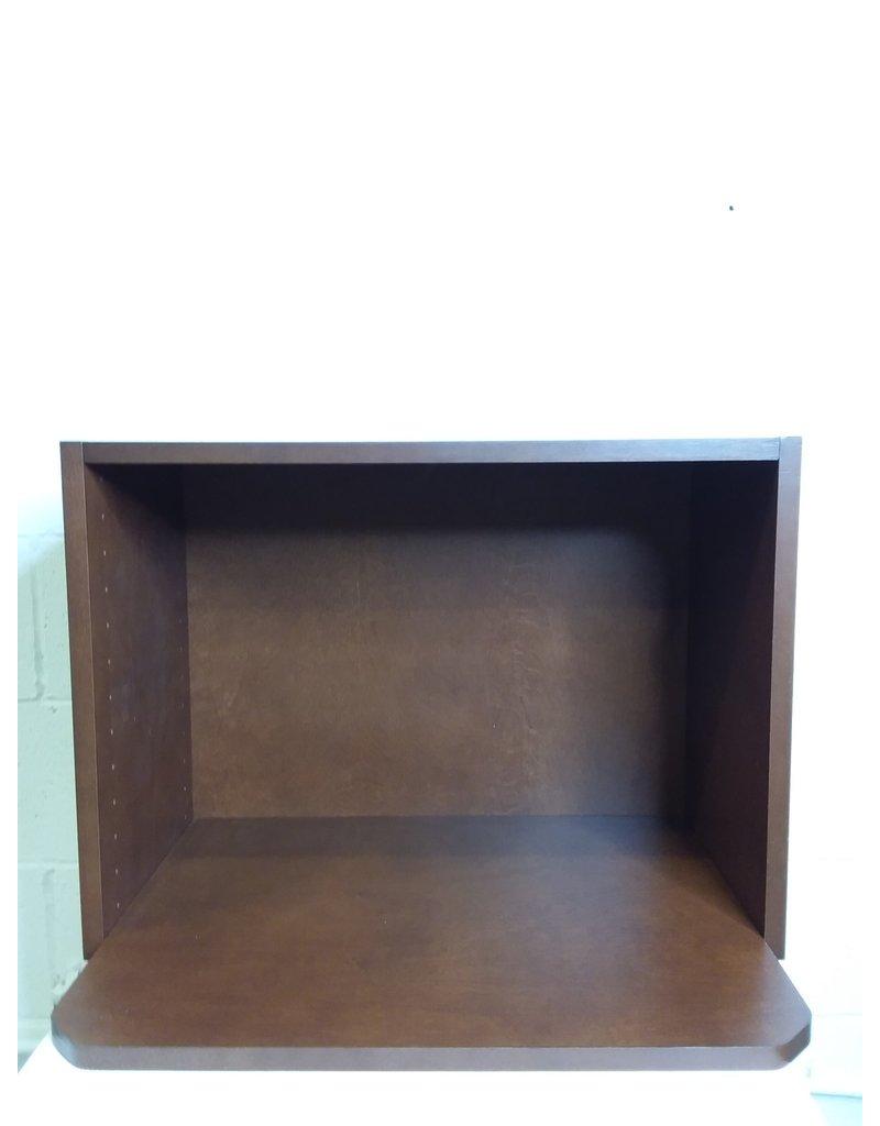North York Blossom Microwave Cabinet