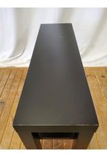 Scarborough Black Storage Bench