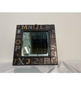 Woodbridge Letters & Numbers Mirror