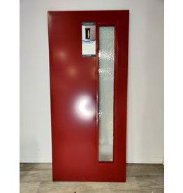 Markham West Lite Modern Steel Exterior Door