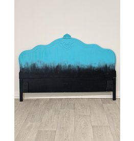 Newmarket Custom-painted Double Headboard
