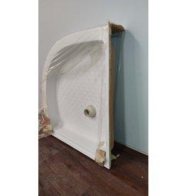 Woodbridge Showerlux acrylic shower round base 36x36