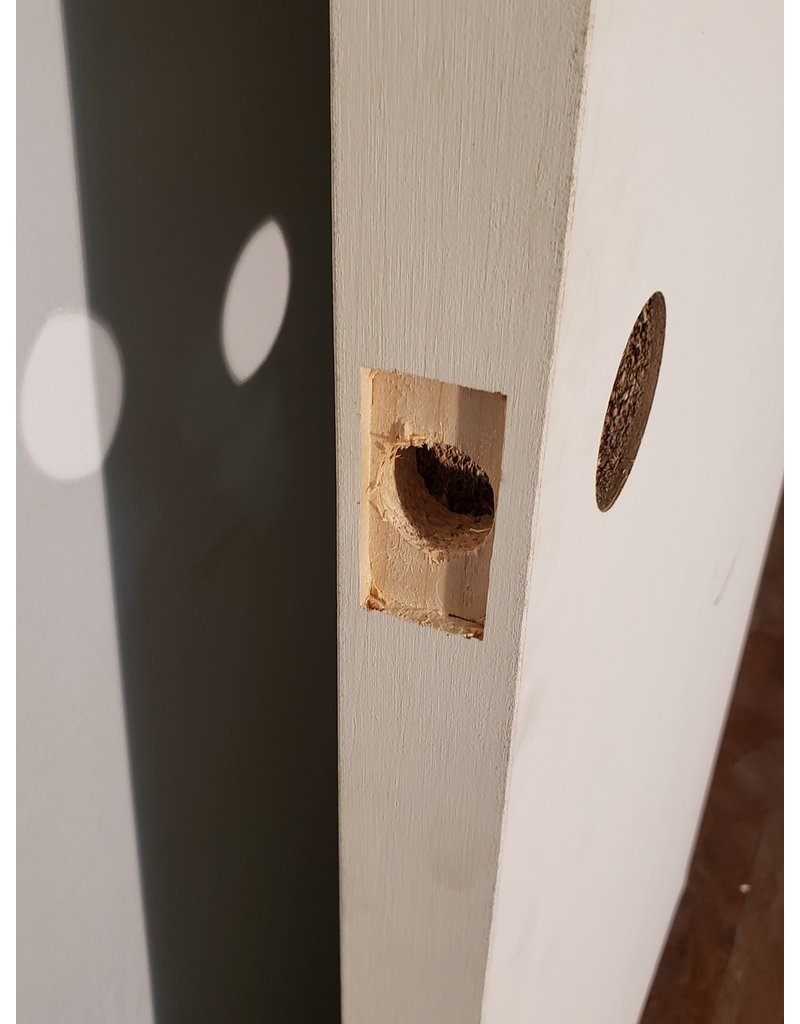 """Woodbridge 32"""" x 79"""" Primed Fire Rated Slab Door"""