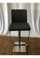 Scarborough Adjustable Dark Grey Barstool