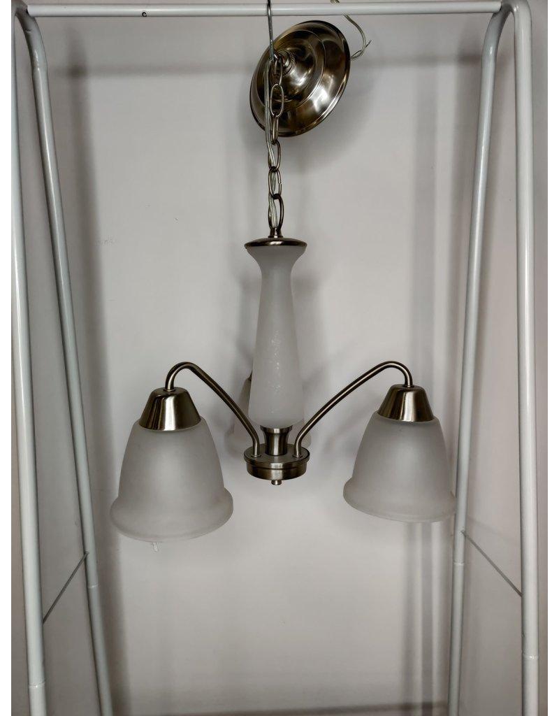 Markham West 3-Light Chandelier