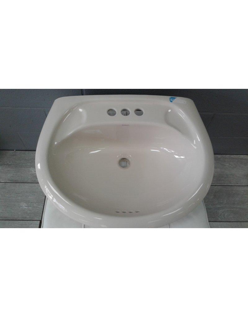 Brampton Beige Oval Sink