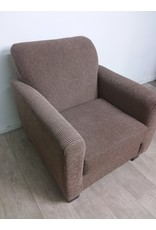 Studio District Brown Armchair