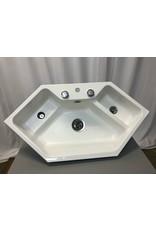 Scarborough 3 Part Sink