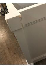 """Uxbridge 71"""" Grey Double Sink Vanity"""