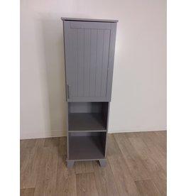 """Vaughan Grey 18"""" Linen Cabinet"""