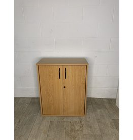 East York Two door laminate cabinet