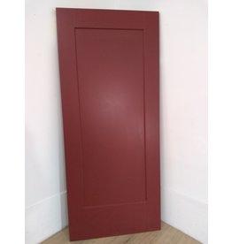 Oshawa Solid Wood Door Burgundy