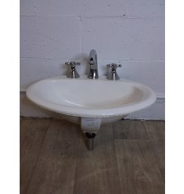 North York Vanity Sink with Faucet