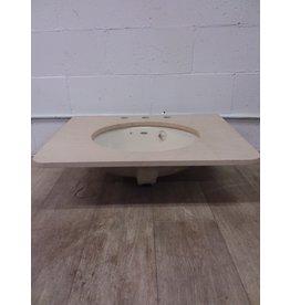North York Stone Vanity Countertop with Sink