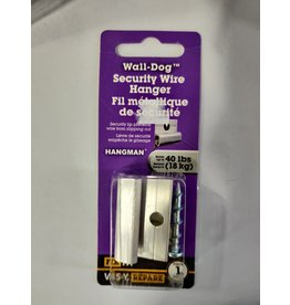 Markham West Wall - Dog Security Wire Hanger