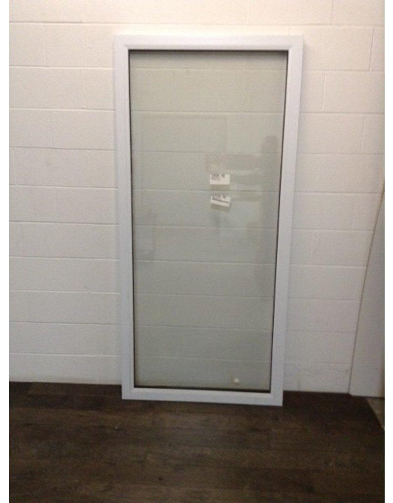 Uxbridge 35.75 White Patio Door