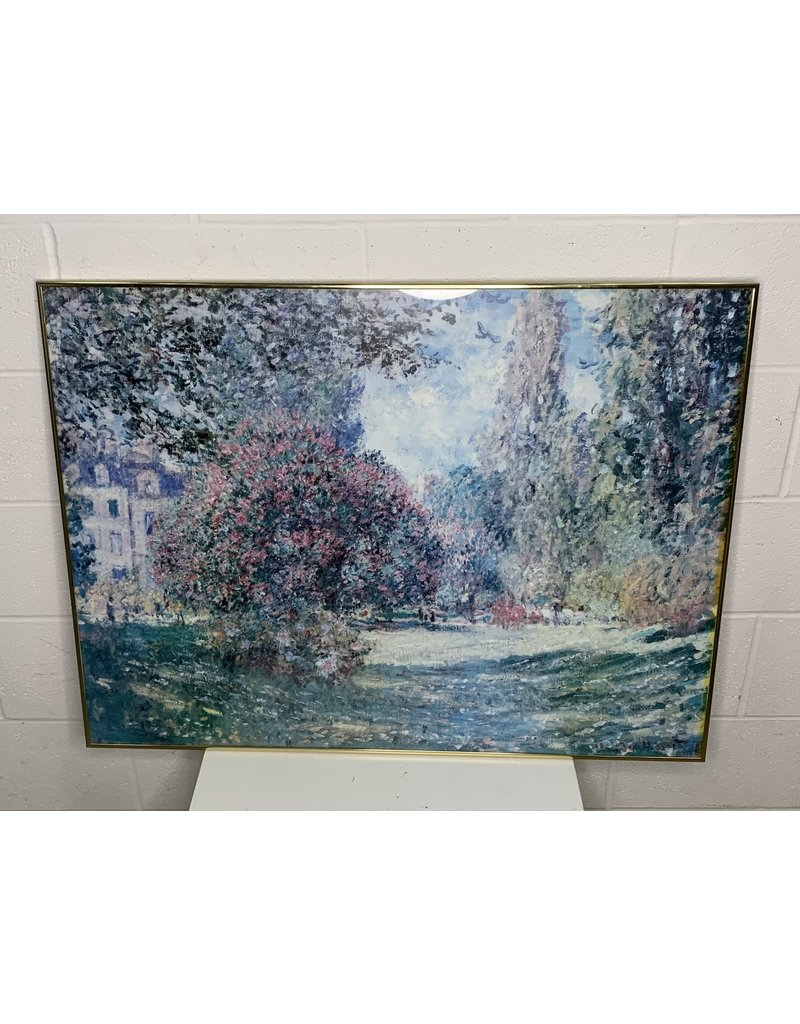 "East York 27"" x 36"" Landscape Painting"