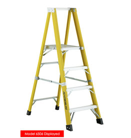 Vaughan 7 ft. FeatherLite  Ladder Extra Heavy Duty