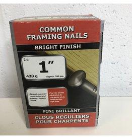 """North York 1"""" Common Framing Nails"""