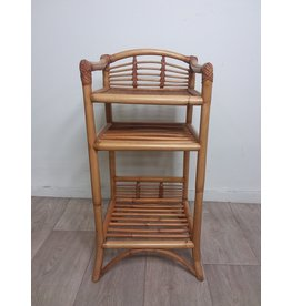 Studio District Bamboo Plant Stand