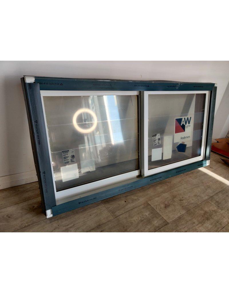 Markham West Anderson Sliding Window