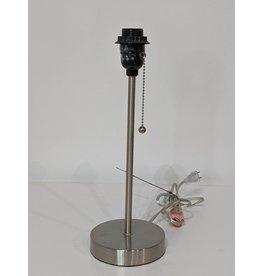 Newmarket Nickel Table Lamp