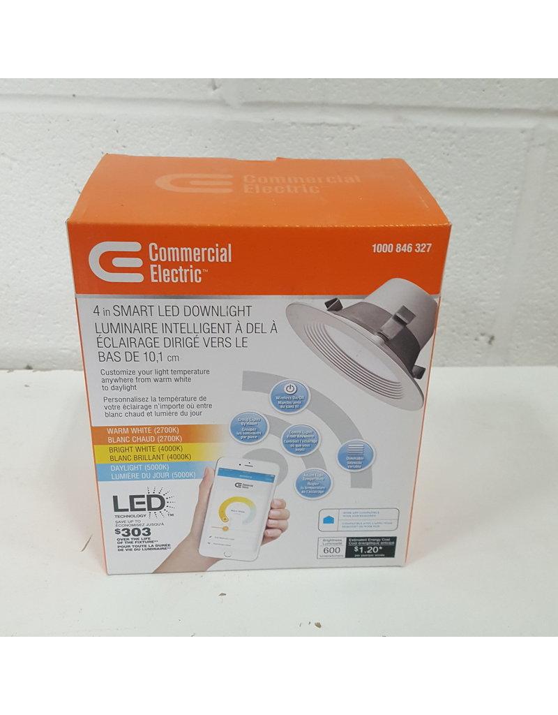 """East York 4"""" Smart LED Downlight"""
