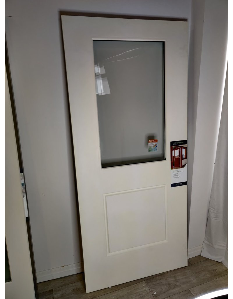 "Markham West 1/2 Glass Exterior Door (36"" x 79"")"