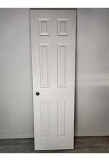 """Markham West 6 Panel Door (79"""" x 24"""")"""