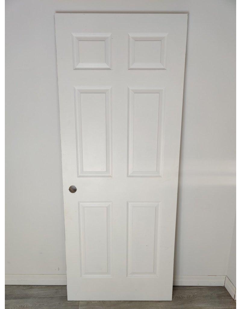 """Markham West 6 Panel Grey Door (79"""" x 32"""")"""