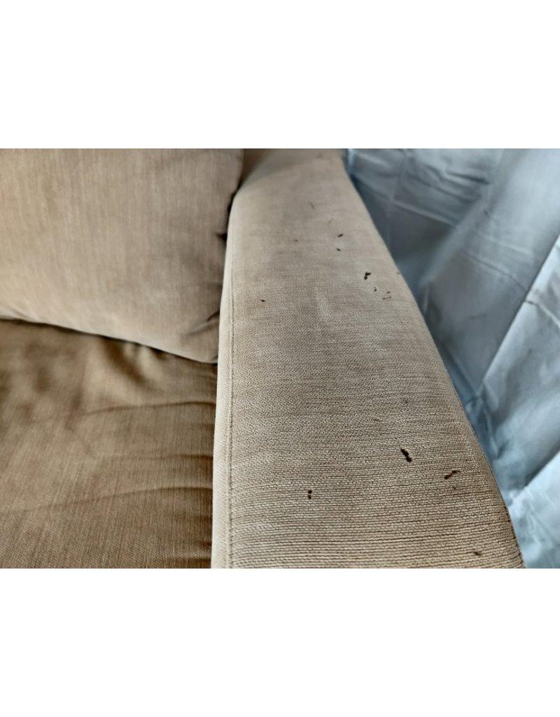 Markham West Beige Love Seat