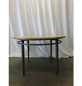 Scarborough Round Wooden Table
