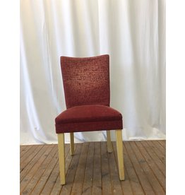 Scarborough Red Cushioned Chair