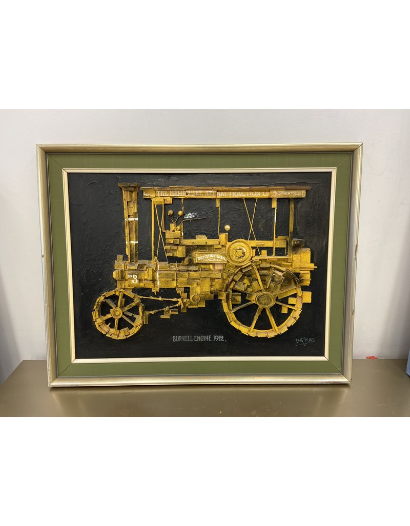 Etobicoke Burrell Engine  wall art