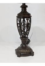 Newmarket Antique Bronze Table Lamo