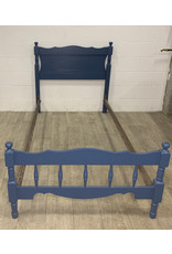 East York Blue Single Head and Baseboard