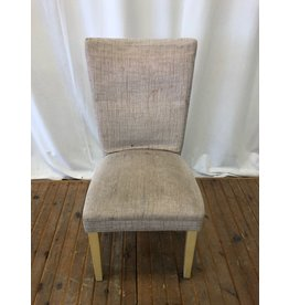 Scarborough Grey Cushioned Chair
