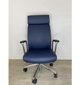 Markham West EC3 Series Executive Leather Chair - Twilight Colour