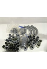 Etobicoke Box of Assorted 1-Inch PVC Conduit Fittings