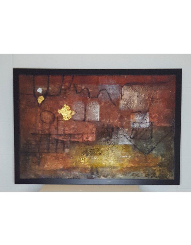 East York Abstract art piece