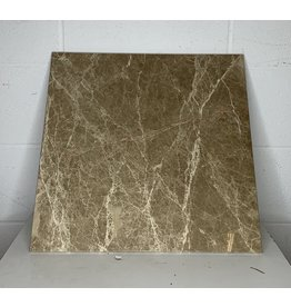"""East York """"Imperial"""" Beige Marble Tile with White Orange Toned Veins"""