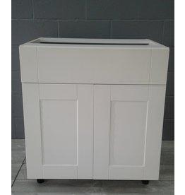 "Brampton 30"" Base cabinet -1 drawer"