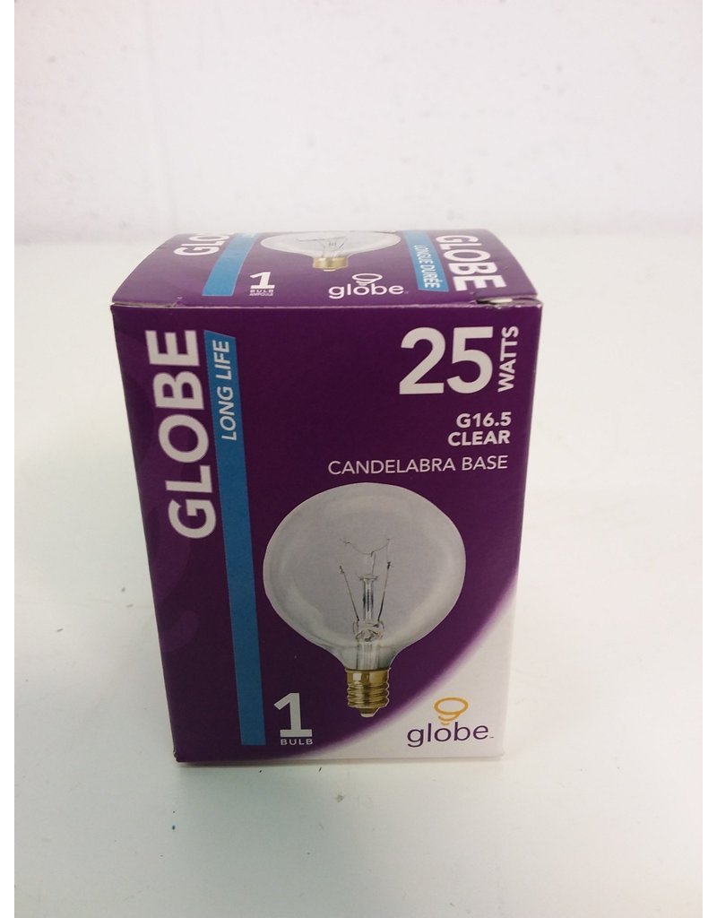 North York Chandelier/Candleabra Base Light Bulb 25w
