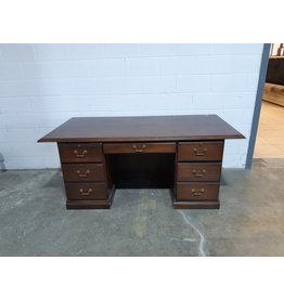 Etobicoke Solid Wood Desk