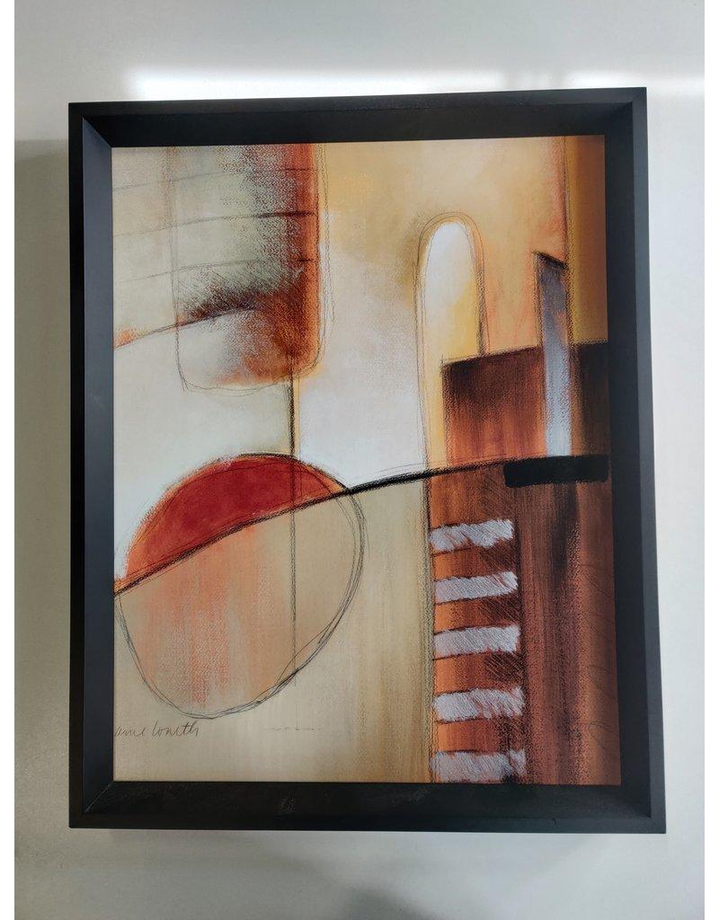 Markham West Abstract Art Work